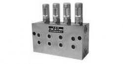 VSKV-KR系列雙線分配器(40MPa)