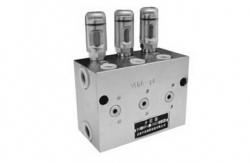 VSG-KR系列雙線分配器(40MPa)-干油分配器