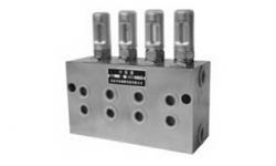 KW 系列雙線分配器(20MPa)-干油分配器