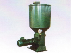 ZPU型電動潤滑泵(40MPa)-電動干油泵
