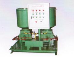 SDRB-N系列雙列式電動潤滑脂泵(31.5MPa)-電動干油泵