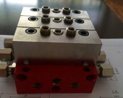 ZRSMX-YQ型油氣分配混合器